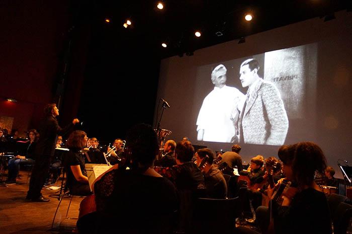 Ciné-Concert à Saint-Cyr-Sur-Loire